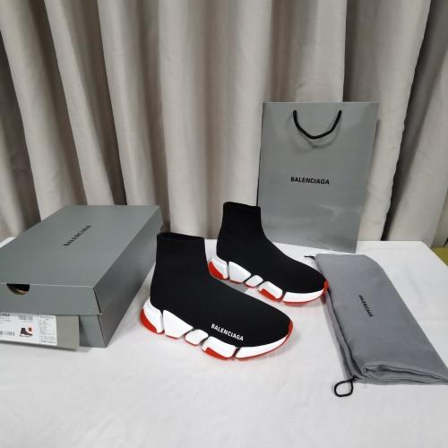 Balenciaga High Tops Shoes For Men #836876