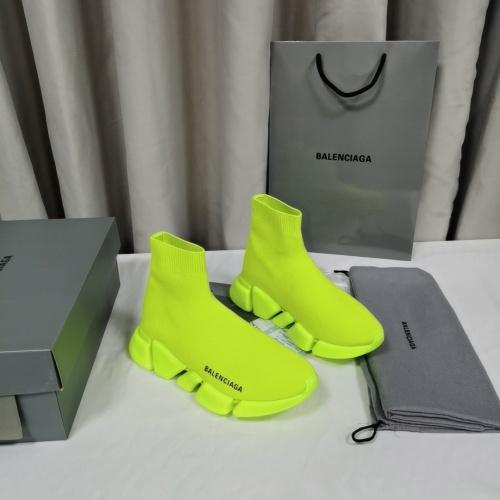 Balenciaga High Tops Shoes For Women #836889
