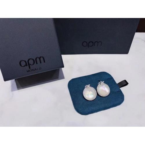 apm Monaco Earrings #836919
