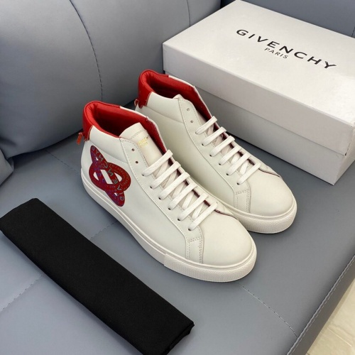 Givenchy High Tops Shoes For Men #836924