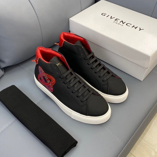 Givenchy High Tops Shoes For Men #836925