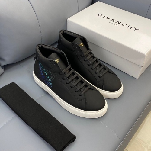 Givenchy High Tops Shoes For Men #836927