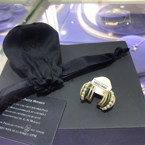 apm Monaco Earrings #836928