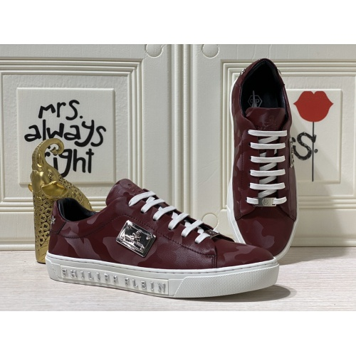 Philipp Plein PP Casual Shoes For Men #836996