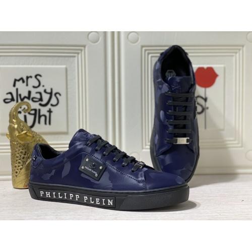Philipp Plein PP Casual Shoes For Men #836998 $80.00, Wholesale Replica Philipp Plein Shoes