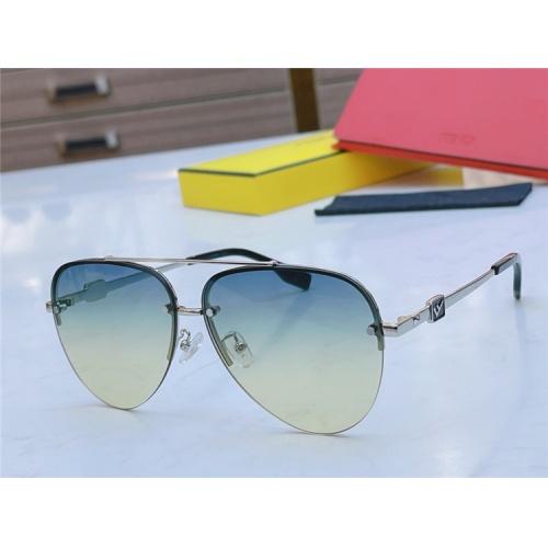 Fendi AAA Quality Sunglasses #837028