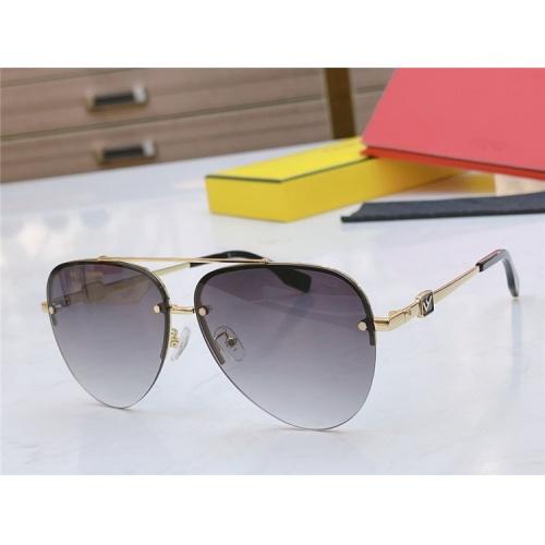 Fendi AAA Quality Sunglasses #837031