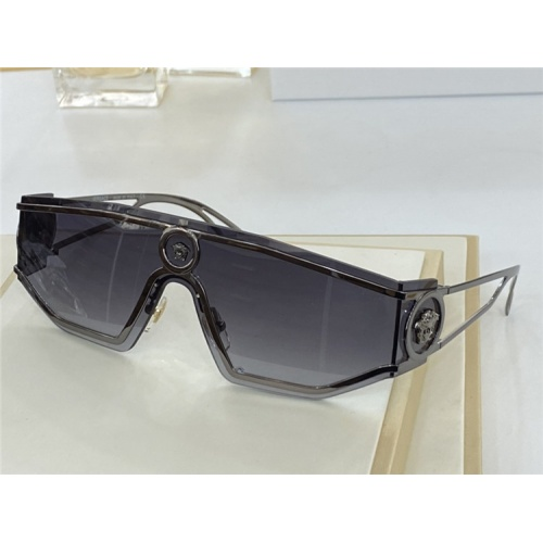 Versace AAA Quality Sunglasses #837049 $58.00, Wholesale Replica Versace AAA+ Sunglasses
