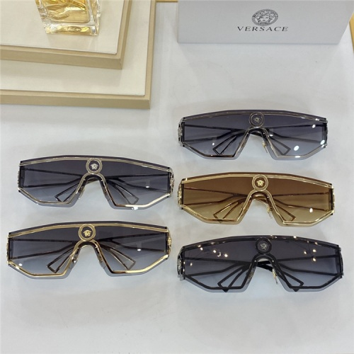 Replica Versace AAA Quality Sunglasses #837049 $58.00 USD for Wholesale