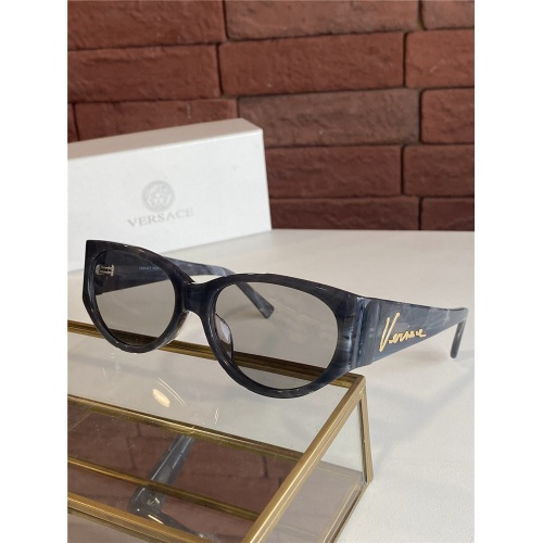 Versace AAA Quality Sunglasses #837062