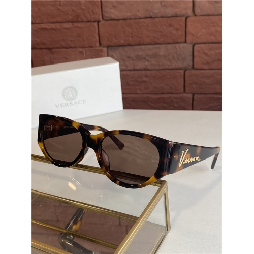 Versace AAA Quality Sunglasses #837063