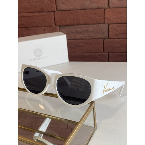 Versace AAA Quality Sunglasses #837064