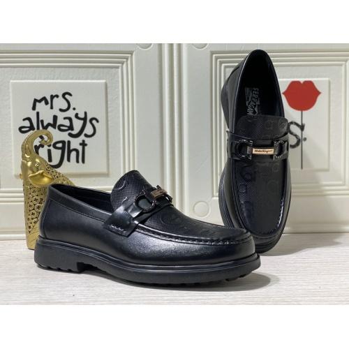 Ferragamo Salvatore FS Casual Shoes For Men #837080