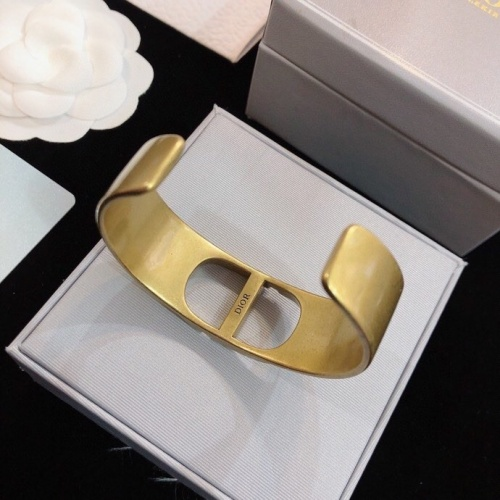 Replica Christian Dior Bracelets For Women #837144 $40.00 USD for Wholesale