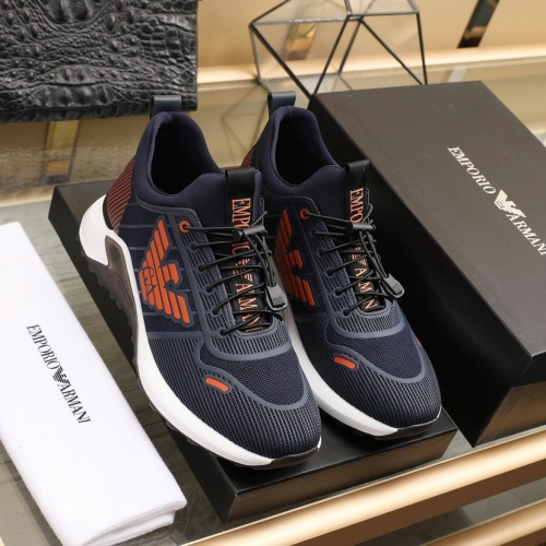 Armani Casual Shoes For Men #837155
