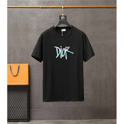 Christian Dior T-Shirts Short Sleeved For Men #837159