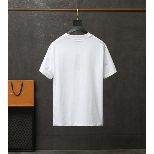 Replica Christian Dior T-Shirts Short Sleeved For Men #837160 $40.00 USD for Wholesale