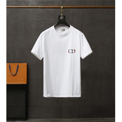 Christian Dior T-Shirts Short Sleeved For Men #837164