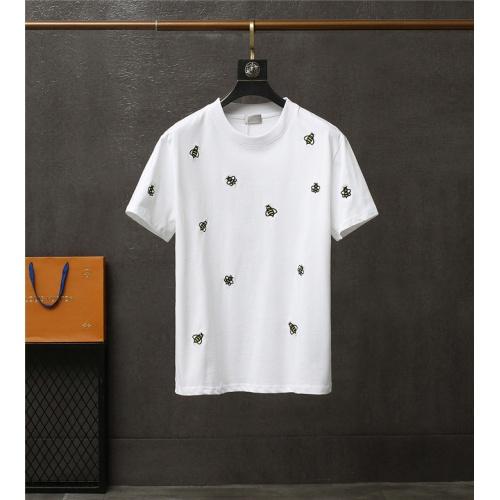 Christian Dior T-Shirts Short Sleeved For Men #837165