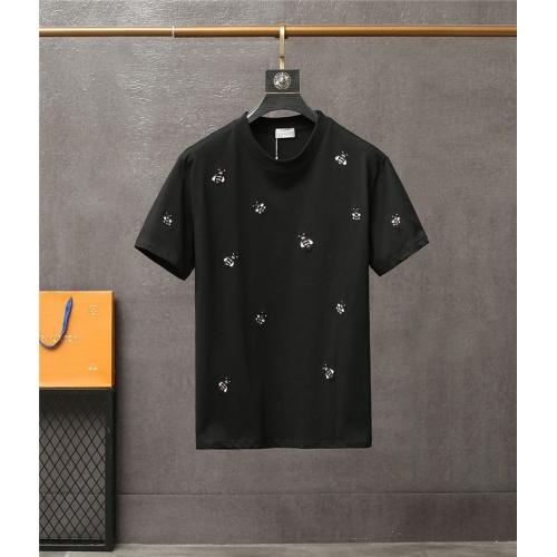 Christian Dior T-Shirts Short Sleeved For Men #837166