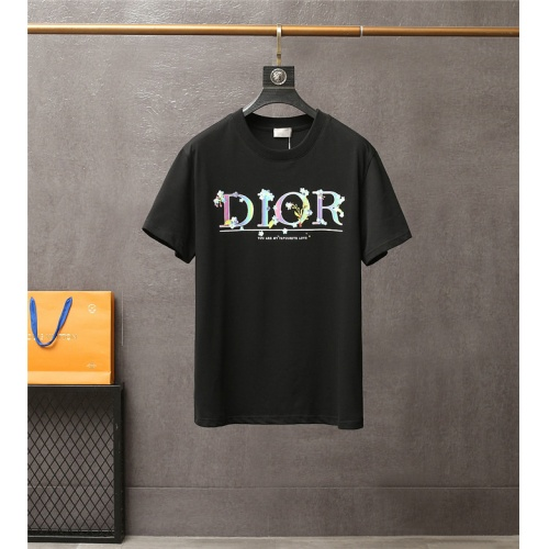 Christian Dior T-Shirts Short Sleeved For Men #837170