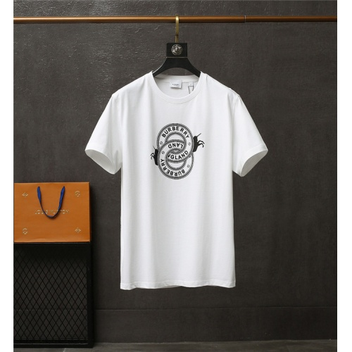 Burberry T-Shirts Short Sleeved For Men #837182