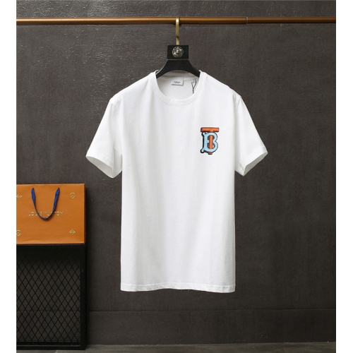 Burberry T-Shirts Short Sleeved For Men #837185