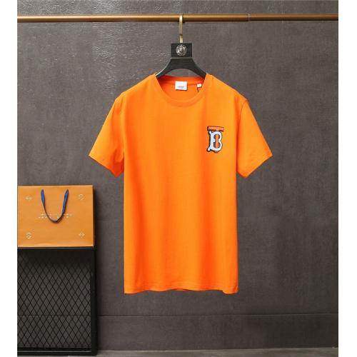 Burberry T-Shirts Short Sleeved For Men #837186