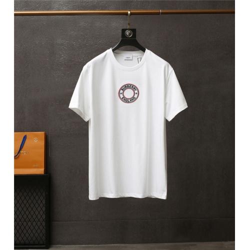 Burberry T-Shirts Short Sleeved For Men #837188