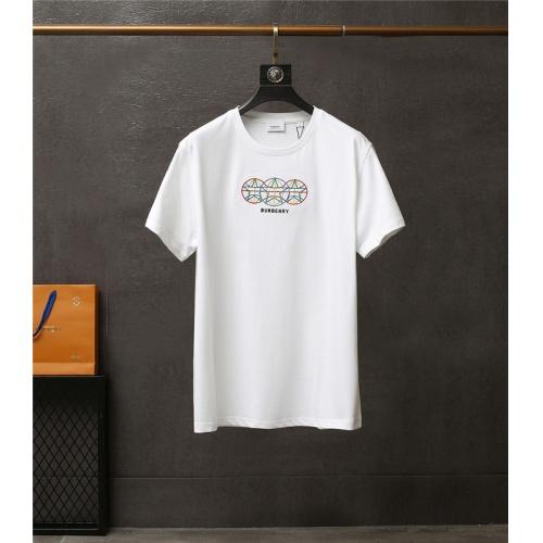 Burberry T-Shirts Short Sleeved For Men #837190