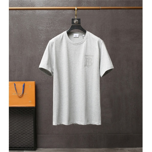 Burberry T-Shirts Short Sleeved For Men #837192