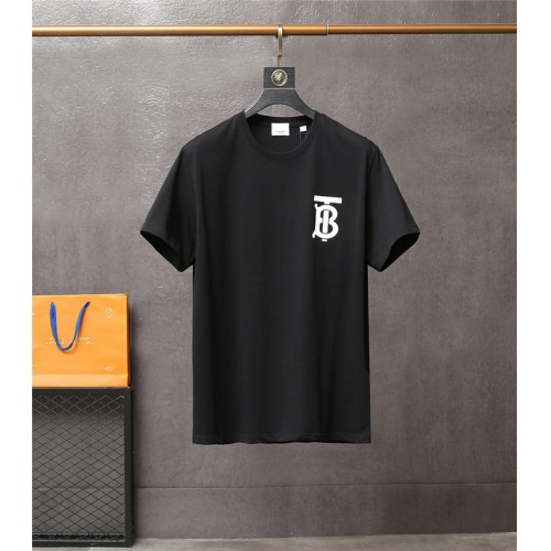Burberry T-Shirts Short Sleeved For Men #837194 $36.00 USD, Wholesale Replica Burberry T-Shirts