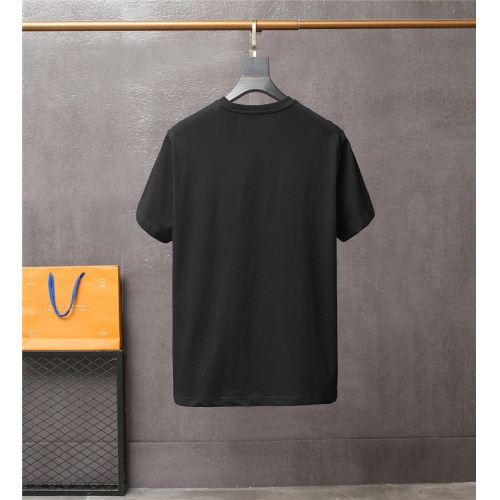 Replica Burberry T-Shirts Short Sleeved For Men #837194 $36.00 USD for Wholesale