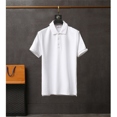 Burberry T-Shirts Short Sleeved For Men #837196