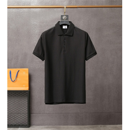 Burberry T-Shirts Short Sleeved For Men #837197