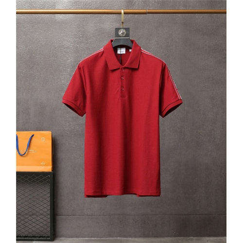 Burberry T-Shirts Short Sleeved For Men #837198