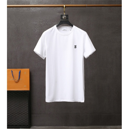 Burberry T-Shirts Short Sleeved For Men #837199