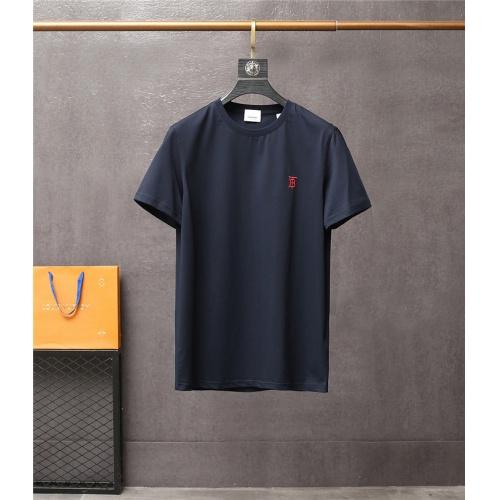 Burberry T-Shirts Short Sleeved For Men #837201