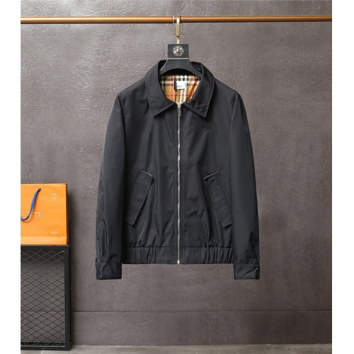 Burberry Jackets Long Sleeved For Men #837205