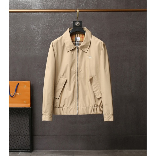 Burberry Jackets Long Sleeved For Men #837206