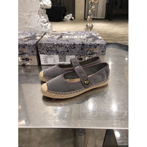 Christian Dior Casual Shoes For Women #837212