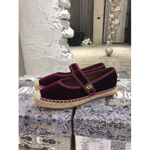 Christian Dior Casual Shoes For Women #837214
