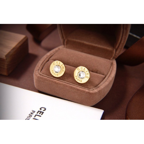 Celine Earrings #837259 $29.00 USD, Wholesale Replica Celine Earrings