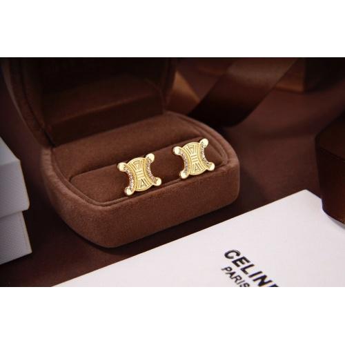 Celine Earrings #837260 $29.00 USD, Wholesale Replica Celine Earrings