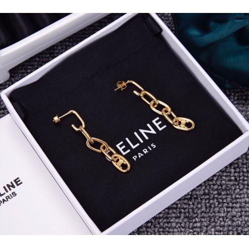 Celine Earrings #837266 $32.00 USD, Wholesale Replica Celine Earrings