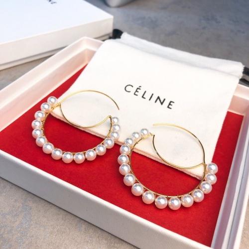 Celine Earrings #837299 $39.00 USD, Wholesale Replica Celine Earrings