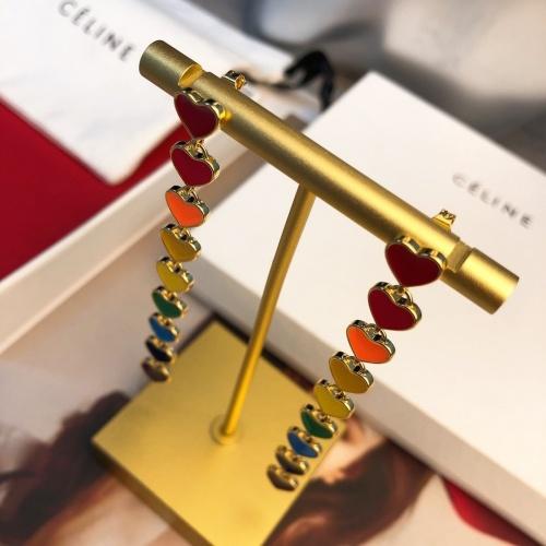 Celine Earrings #837301 $41.00 USD, Wholesale Replica Celine Earrings