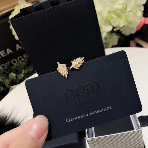 apm Monaco Earrings #837303 $29.00 USD, Wholesale Replica apm Monaco Earrings