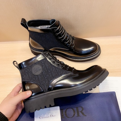Christian Dior Boots For Men #837343 $135.00, Wholesale Replica Christian Dior Boots