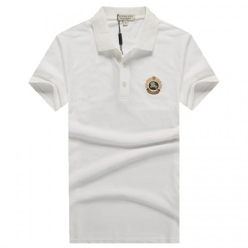 Burberry T-Shirts Short Sleeved For Men #837375
